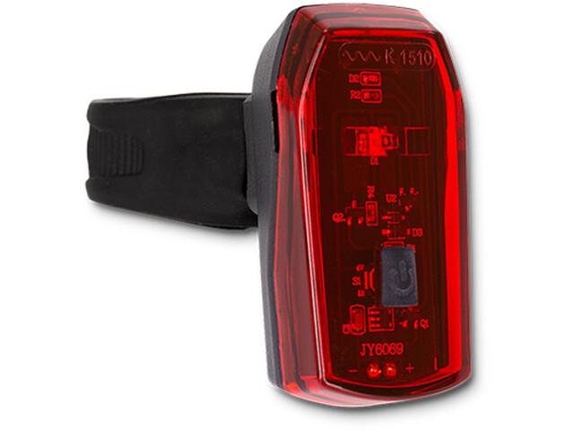 Cube RFR Tour HPP Éclairage arrière, black